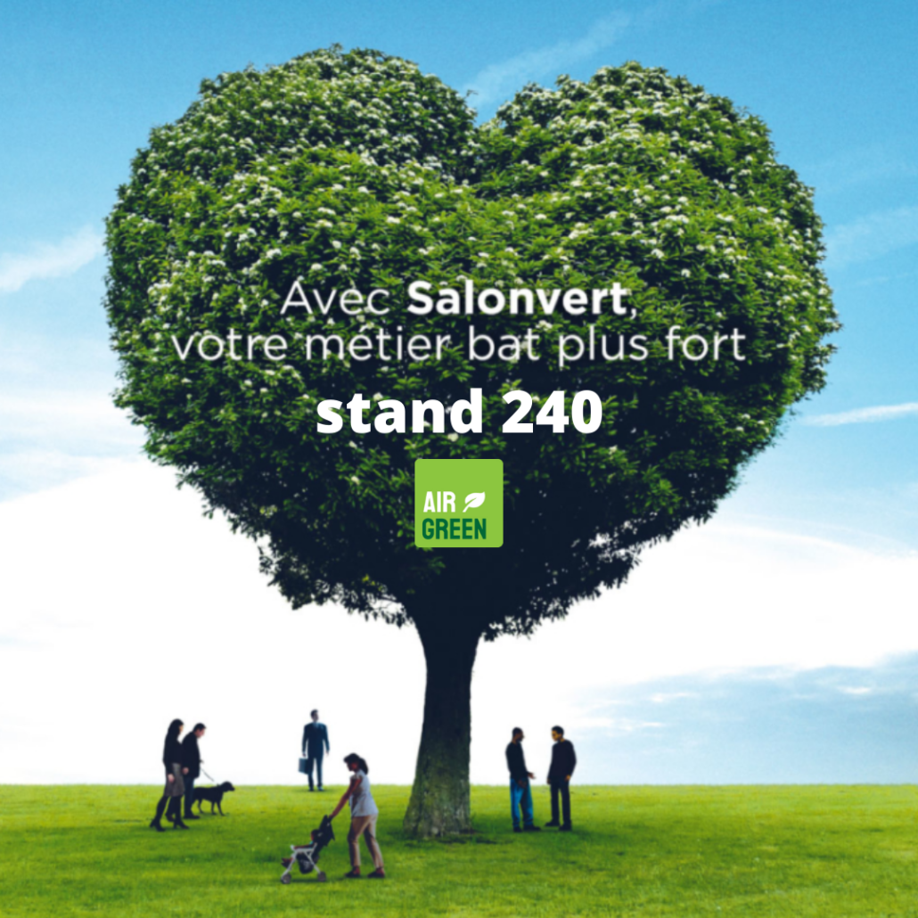 salonvert 2020 saint cheron